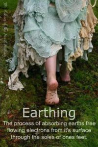 Grounding earthing