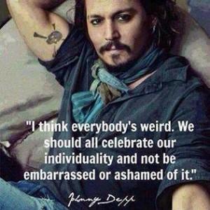 """I love """"weird."""""""