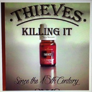 Thieves killing it