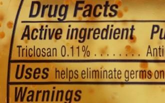 Triclosan Toxic Pesticide