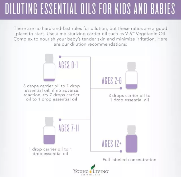 essential oil notes charts